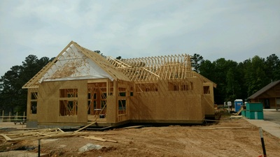Charlotte Roof Trusses Custom Wood Truss Designs All